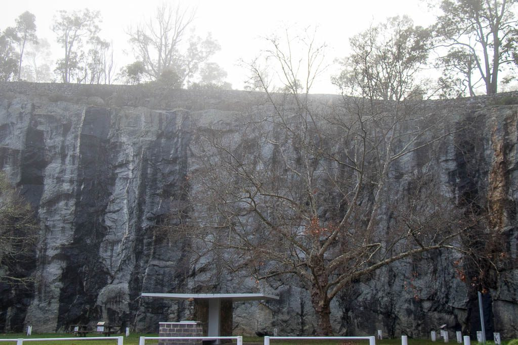 Wellington Dam Quarry