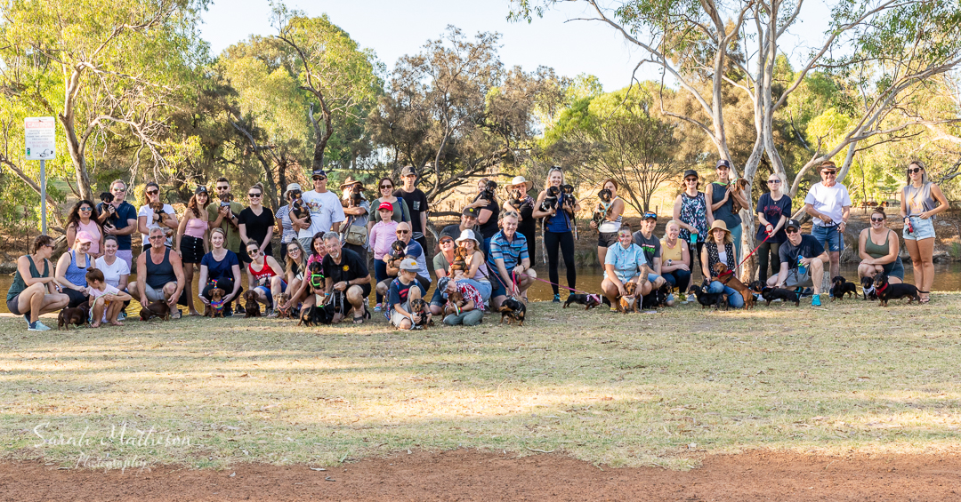 Long Dogs WA Group Shot January 2020